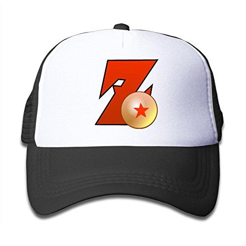 - For Little Kids Starter Dragon Ball Z Fashion Logo Design Mesh Baseball Hats
