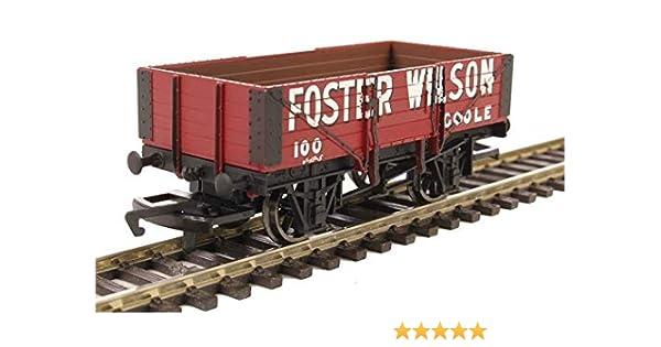 Hornby R6748 5 Plank Wagon Foster Wilson