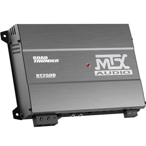 MTX RT250D Mono Block Class D 250-Watt Amplifier -