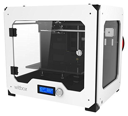 BQ WitBox - Impresora 3D, Color Blanco: Amazon.es: Informática
