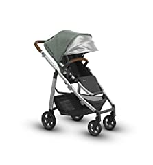 The UPPAbaby CRUZ features all the amenities of a full-size stroller in a streamline design Its narrow frame allows for maneuvering through doorways, small aisles or city sidewalks with ease The 2018 collection features a selection of fabrics...