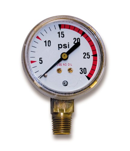 US Forge 08036 Victor Style Low Pressure Gauge for Acetyl...