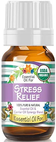 Essential Oil Stress Relief Organic