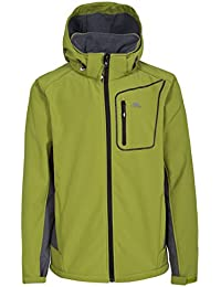 Strathy II Mens Waterproof Softshell Jacket Breathable Windproof Coat