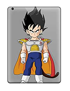 Jocelynn Trent's Shop Ipad Air Case Cover - Slim Fit Tpu Protector Shock Absorbent Case (king Vegeta)