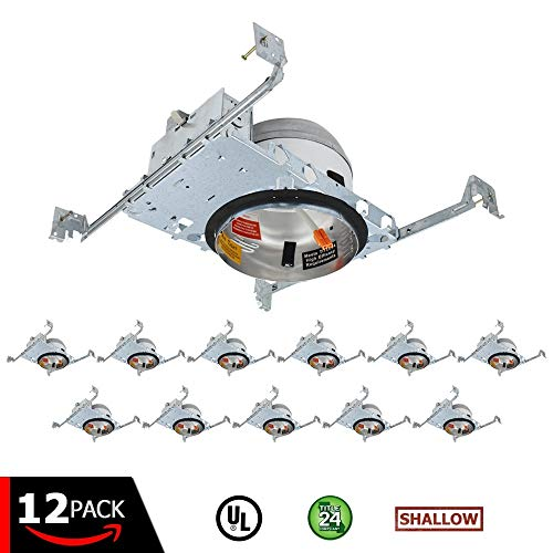 Shallow Housing Led Recessed Lighting in US - 5