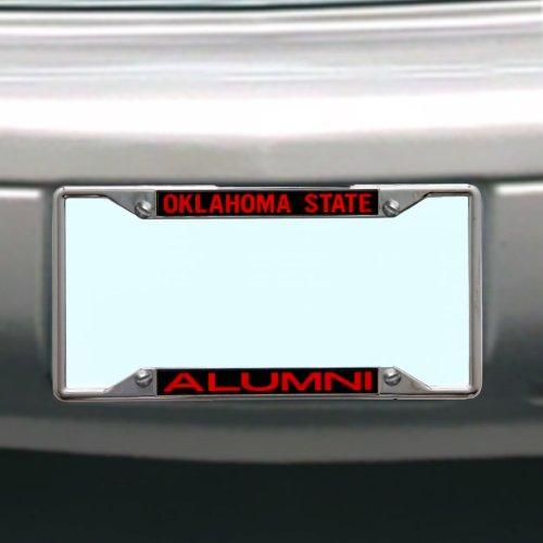 NCAA Oklahoma State Cowboys License Plate Frame Alumni