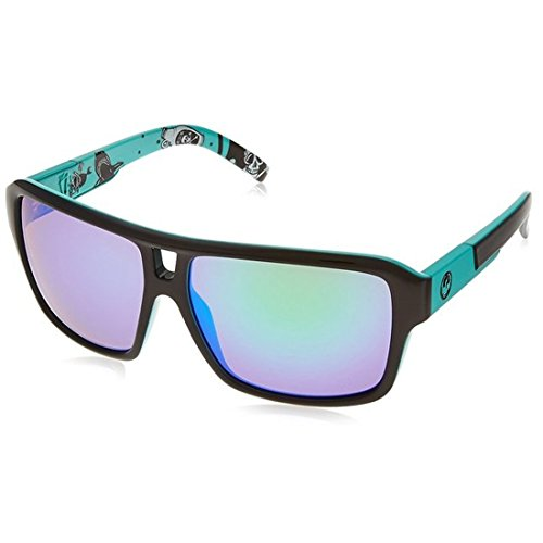 Dragon Alliance 720-1999 The Jam OWEN WRIGHT / GREEN ION Lens Sunglasses by Dragon Alliance