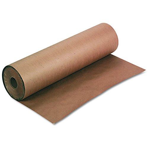 "Pacon 5836 Kraft Paper Roll, 50-lb. Natural Kraft, 36"" x 1,000 ft. roll"