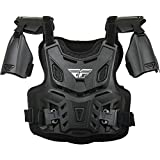 Fly Racing 2019 Stingray Roost Guard (BLACK)