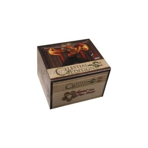 L5R  Celestial Edition  15th Anniversary Booster Display (48)