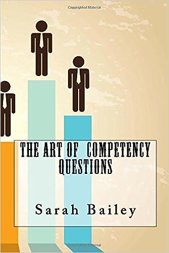 Bestill nedlasting pdf The Art Of  Competency Questions PDF FB2