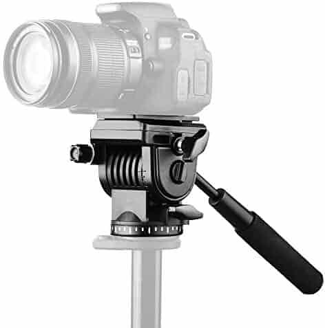 TPOTOO Mini ABS Ball Head 1//4 Screw Mount 360/°Rotatable Ballhead Tripod Accessory for Camera