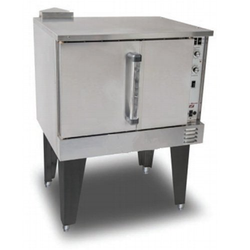 (Value Series Gas Convection Oven, Single Stack)