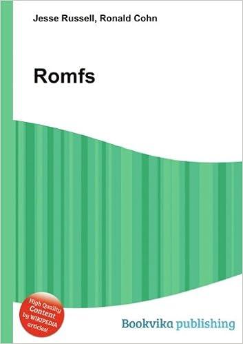 Romfs: Amazon co uk: Ronald Cohn Jesse Russell: Books