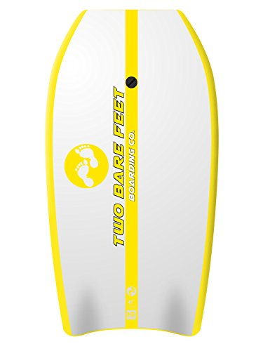 Two Bare Feet Tabla de bodyboard de 104 cm XPE + núcleo EVA ...