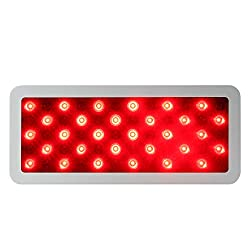 300W Red Light Therapy Lamp 660nm Red and 850nm Near Infrared Led Light Therapy Device Full Body for Skin and Pain Relief