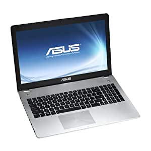 "Asus N56JR-S4038H - Portátil de 15.6"" (Intel Core i7 4700HQ, 8 GB de RAM, 500 GB de disco duro, nVIDIA GeForce GTX760M con 2 GB, Windows 8), plateado - Teclado QWERTY español"