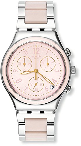 SWATCH watches Irony Chrono DREAMNIGHT ROSE YCS588G watch