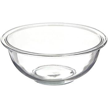 7bd9b0cafcb Amazon.com  Pyrex Prepware 1-1 2-Quart Glass Mixing Bowl  Kitchen ...