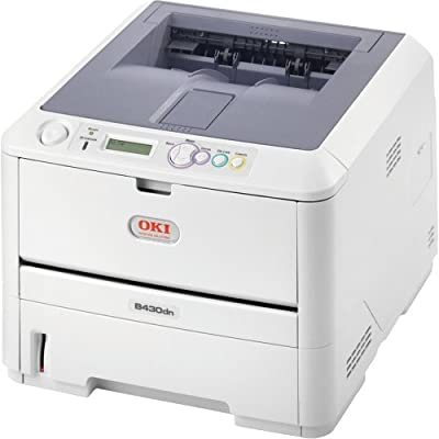Okidata B430dn B&W Duplex Printer (91643003)