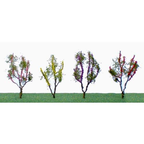 Flowering Plants Series: Flower Trees