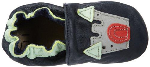 Jack & Lily Originals Fairytale Dragon - Zapatillas de piel super divertidas y coloreadas, multicolor