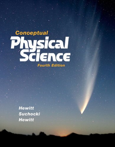 Conceptual Physical Science Value Package (includes Practice Book for Conceptual Physical Science) (4th Edition)
