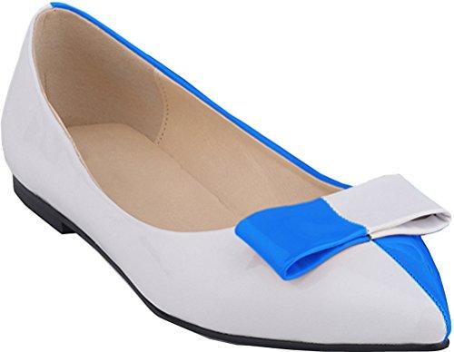 Mujer Cuña Azul Salabobo skyblue Sandalias Con AtZwn40nq