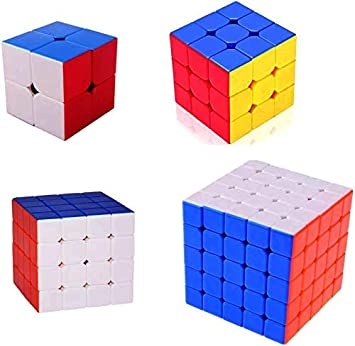 vk enterprise by New Prime Puzzle Cube (Set of 4)