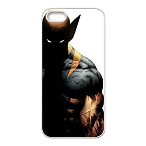 Wolverine Comic 7 iPhone 4 4s Cell Phone Case White yyfabb-126116