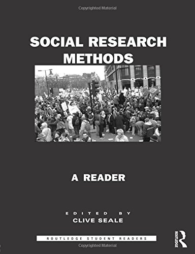 Social Research Methods: A Reader (Routledge Student Readers)