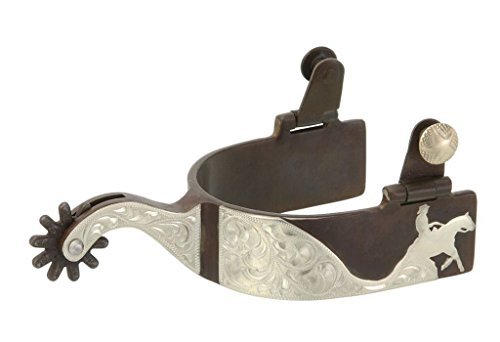 Reining Horse Shows (Kelly Silver Star Reining Horse Show Spurs (ladies) -)