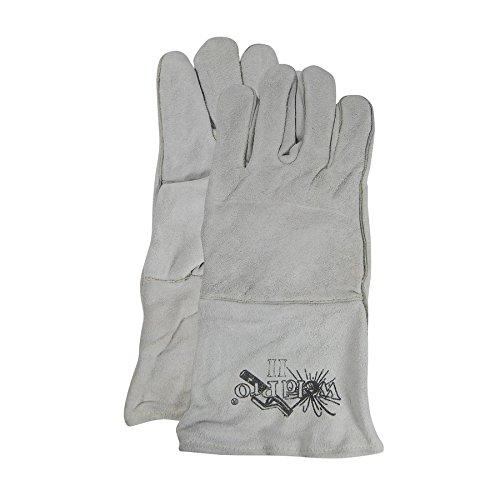 Magid Weld Pro Gunn Pattern Welding Gloves, 10 by Magid Glove & Safety (Image #3)
