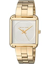 Michael Kors Womens Lake Gold-Tone Watch MK3644