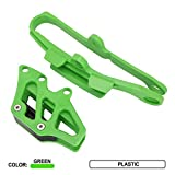 Motorcylce Chain Guard Guide And Chain Slider Protector Protection For Kawasaki KXF250 KXF450 2009 2010 2011 2012 2013 2014 2015 2016 Green