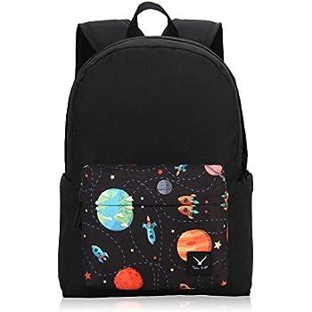 4a242a76ab Hynes Eagle Casual Basic Backpack Simple School Bag Planet