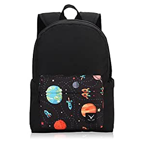 Hynes Eagle Fancy Kids Children School Backpack