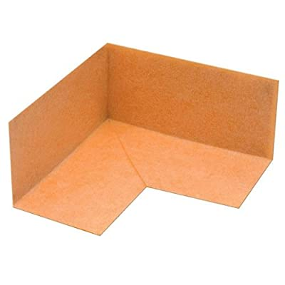 Schluter Systems Kereck/fi 2 Kerdi Inside Waterproofing Corner, 4 Mil Thickness, Pack of 2 from Schluter Systems
