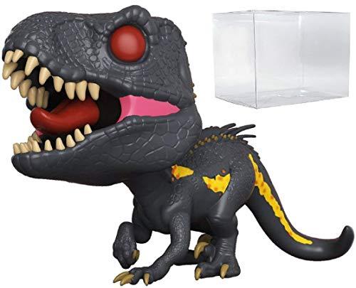 Funko Pop! Movies: Jurassic World Fallen Kingdom - Indoraptor Vinyl Figure (Bundled with Pop Box Protector Case)