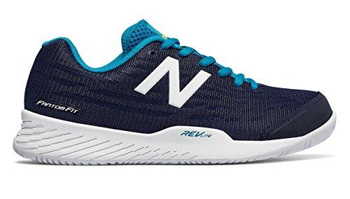 Tennis Balance Wch896 New teal Women's Ankle high Black Shoe 4d1Xqx