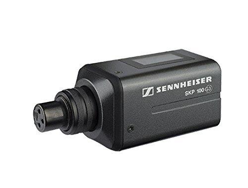 Sennheiser SKP 100 G3 Plug On Transmitter For Use With Evolution G3 100 - G3 Wireless Transmitter