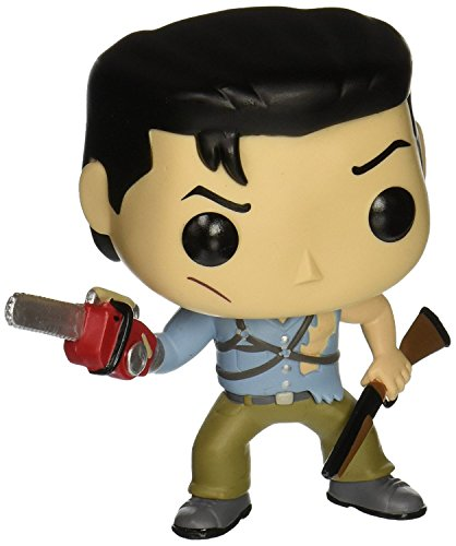 Funko POP Movies Evil Dead-Ash Vinyl Figure
