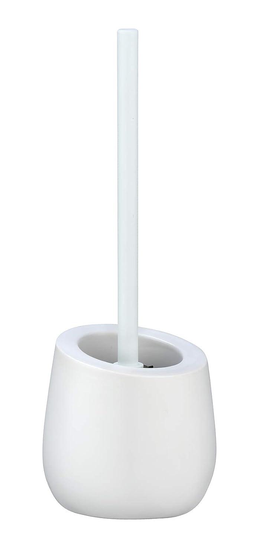 C/éramique 5 x 38 x 13 13 Wenko 23646100 Brosse WC Badi 5 cm Blanc