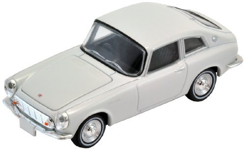 Coupe S600 (Tomica Limited Vintage - TLV-125a Honda S600 Coupe (White) by Tomytec)