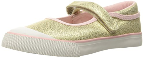 - See Kai Run Girls' Marie Gold Glitter Jane, 12 M US Little Kid