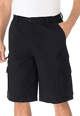 "Amazon.com: Kingsize Men's Big & Tall 12"" Cargo Shorts"