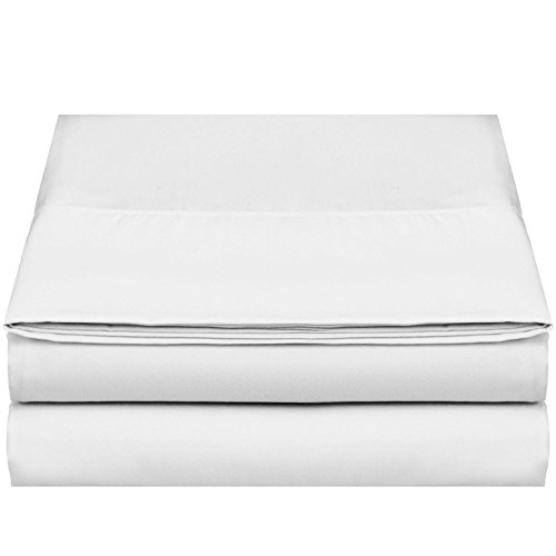 Sheet Bedding Flat - Empyrean Bedding Premium Flat Sheet -