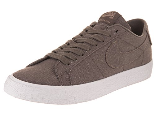 NIKE Herren Sb Zoom Blazer Low CNVS Decon Sneakers, Mehrfarbig (Ridgerock/Ridgerock/Khaki 200)
