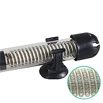 X&MX Calentador Tanque De Peces A Prueba De Explosiones Tanque De Peces De Acuario Automático Temperatura